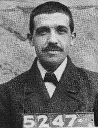 Photo of Charles Ponzi