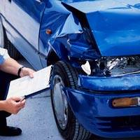 Image car accident insurance scam