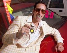 Image of used car salesman